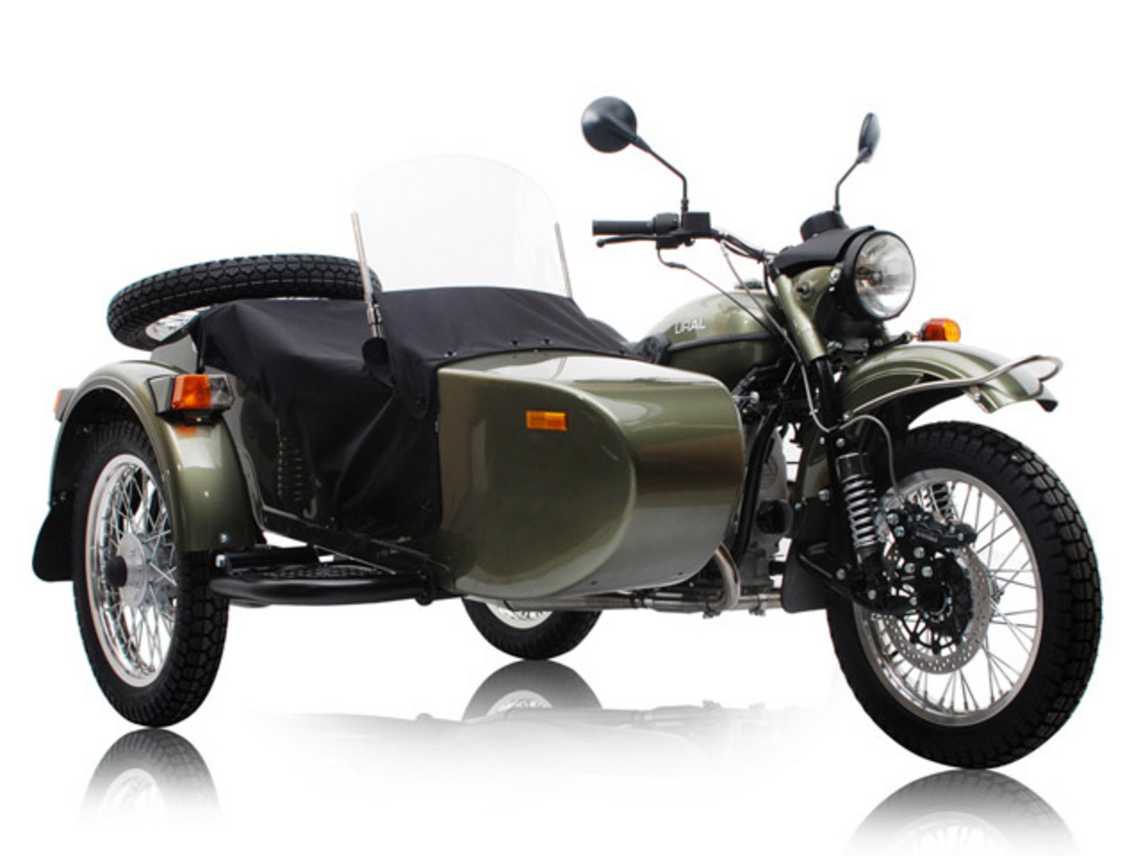 Ural Motorcycles: Models, Prices, Reviews, News, Specifications