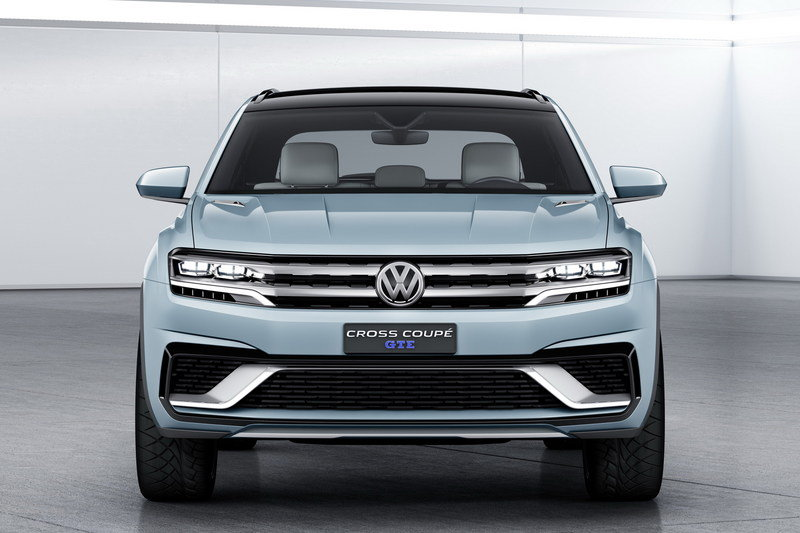 2015 Volkswagen Cross Coupe GTE High Resolution Exterior - image 609981