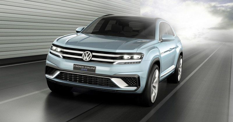 2015 Volkswagen Cross Coupe GTE Computer Renderings and Photoshop - image 609991