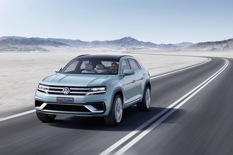 2015 Volkswagen Cross Coupe GTE High Resolution Exterior Wallpaper quality - image 609973