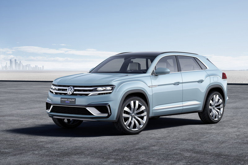 2015 Volkswagen Cross Coupe GTE High Resolution Exterior - image 609975