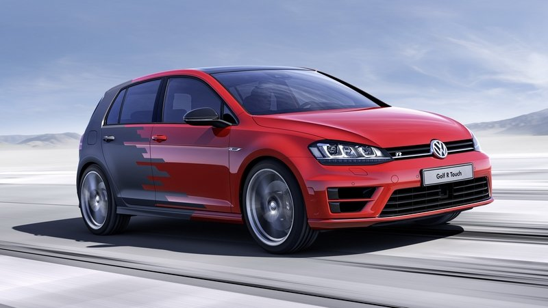 2015 Volkswagen Golf R Touch
