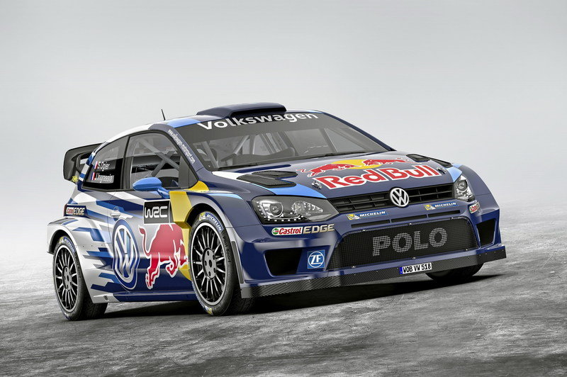 2015 Volkswagen Polo R WRC High Resolution Exterior Wallpaper quality - image 611776