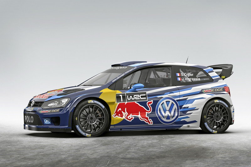 2015 Volkswagen Polo R WRC High Resolution Exterior - image 611777