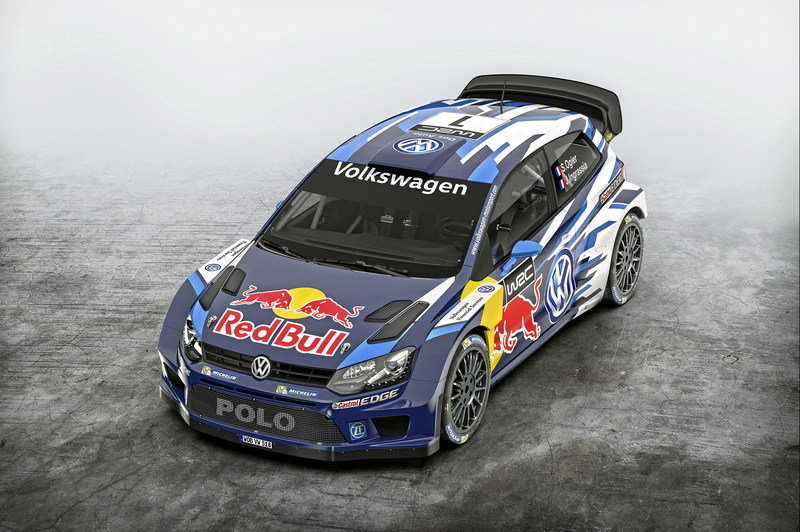 2015 Volkswagen Polo R WRC High Resolution Exterior - image 611779