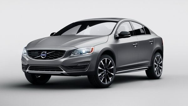 What the hell is that thing? Some sort of weird concept? Maybe Volvo's sorry attempt to enter rally racing? Nope, that dear readers is the new Volvo S60 Cross Country. Yup, the AMC Eagle segment is reborn!!! All hail the jacked up, AWD sedan segment!