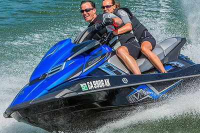 2015 Yamaha FX SVHO | Top Speed
