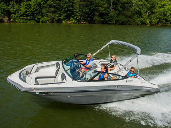 2015 Yamaha Sx192 Boat Review Top Speed