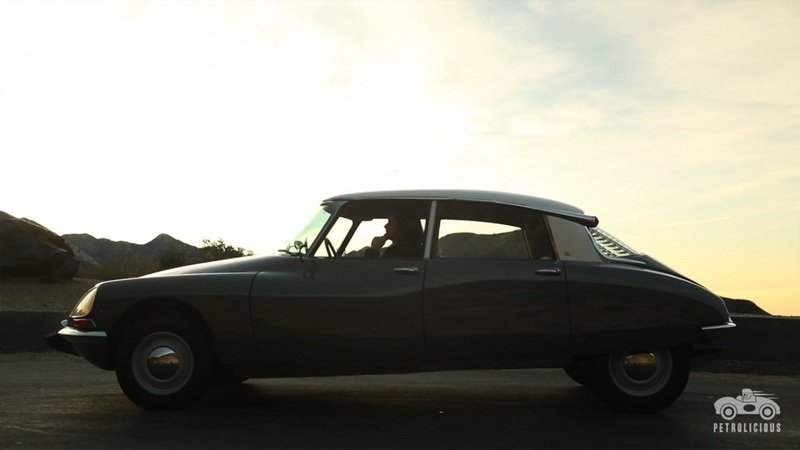 1969 Citroen DS21 Reviewed By Petrolicious: Video
