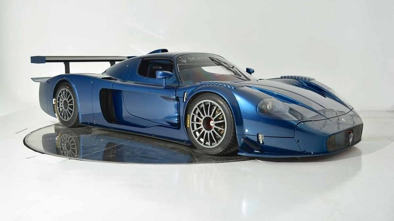 maserati mc12 reviews specs prices photos and videos top speed. Black Bedroom Furniture Sets. Home Design Ideas