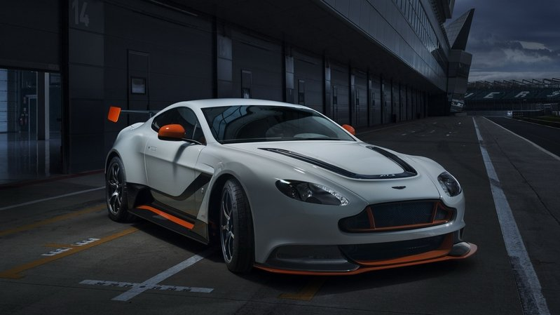 2016 Aston Martin Vantage GT12 Special Edition High Resolution Exterior - image 617826