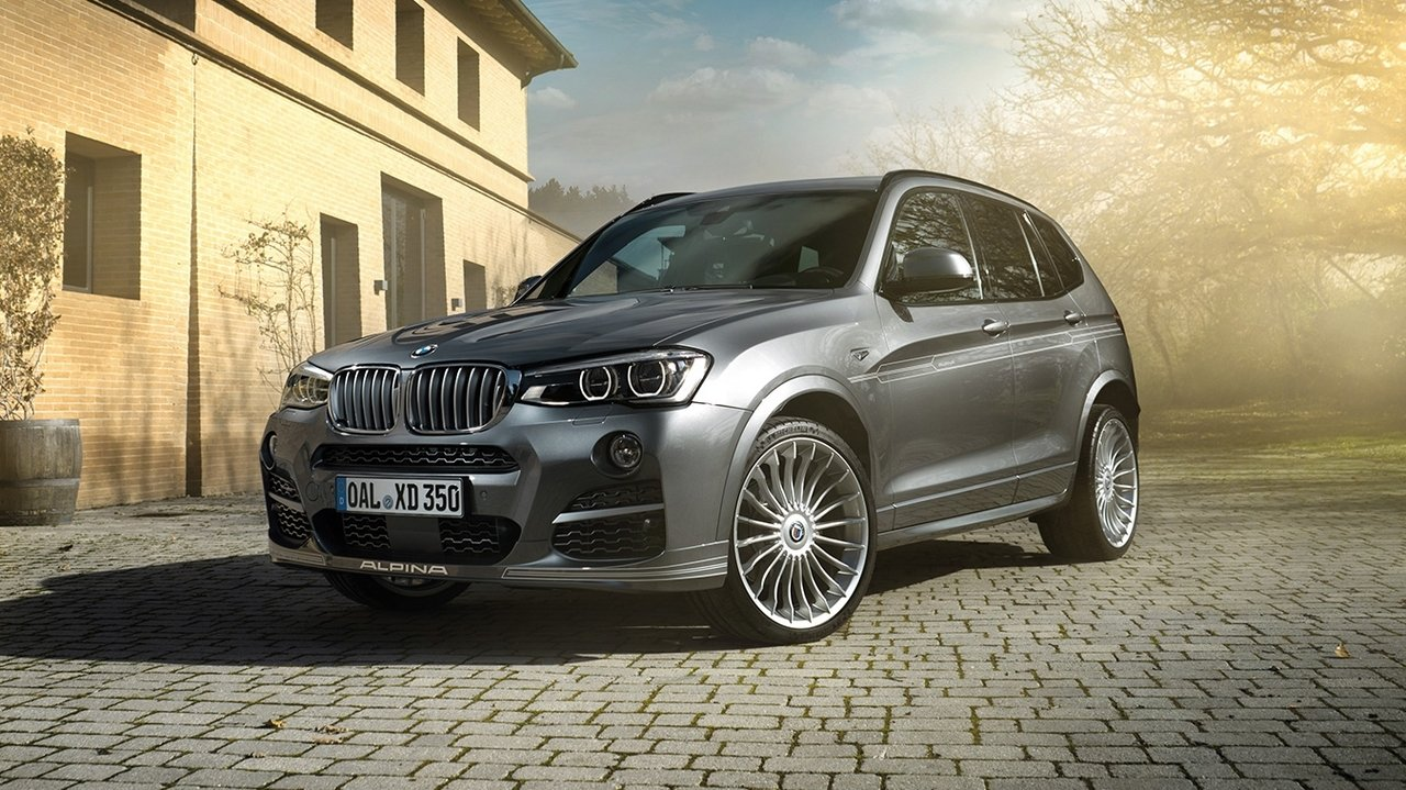 2015 Bmw Alpina Xd3 Bi Turbo Picture 615520 Car Review