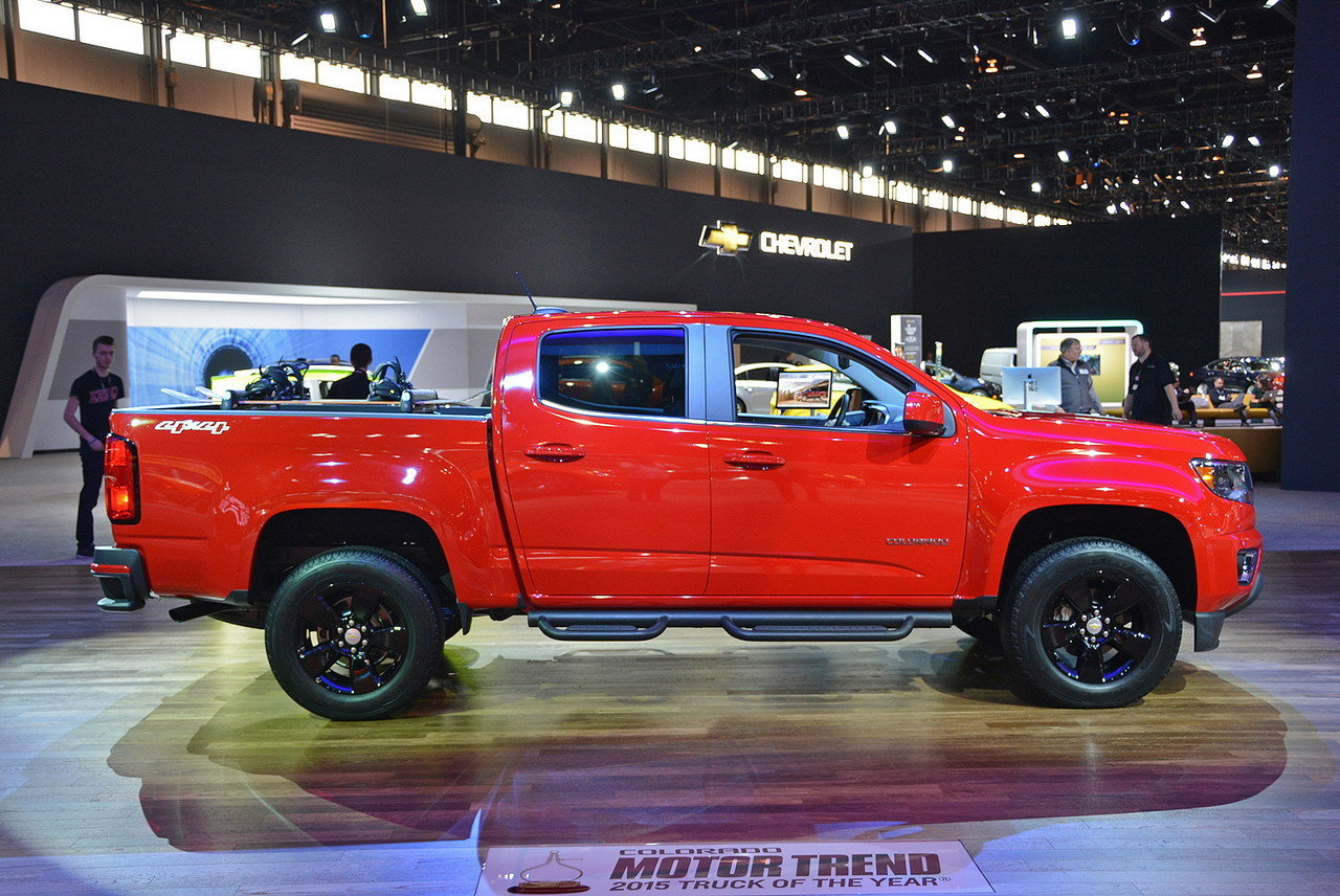 2015 chevrolet colorado gearon special edition picture 617272 truck review top speed. Black Bedroom Furniture Sets. Home Design Ideas