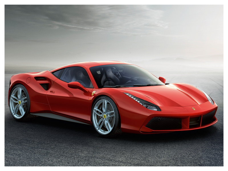 2016 Ferrari 488 GTB High Resolution Exterior Wallpaper quality - image 615038