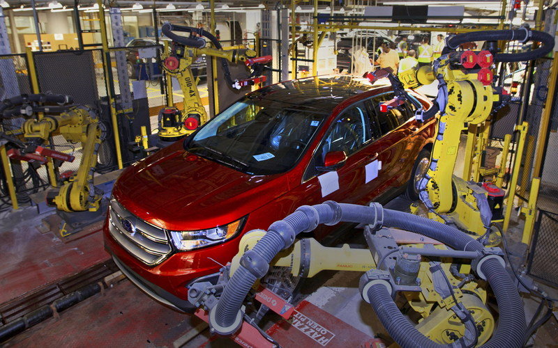 Ford Shortens Summer Shutdowns To Meet Demand For Trucks, SUVs