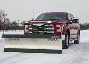 2015 Ford F-150 Gets Snow Plow Prep Option - image 618283