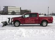 2015 Ford F-150 Gets Snow Plow Prep Option - image 618286