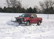 2015 Ford F-150 Gets Snow Plow Prep Option - image 618279