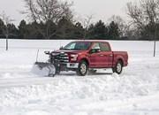 2015 Ford F-150 Gets Snow Plow Prep Option - image 618280