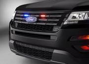 2016 Ford Police Interceptor Utility - image 616242