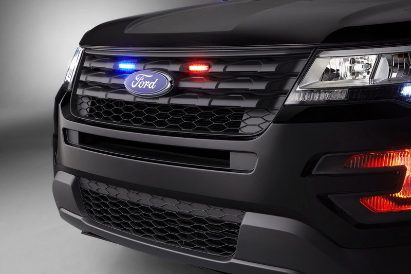 2016 Ford Police Interceptor Utility Exterior - image 616242