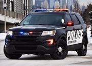 2016 Ford Police Interceptor Utility - image 616253