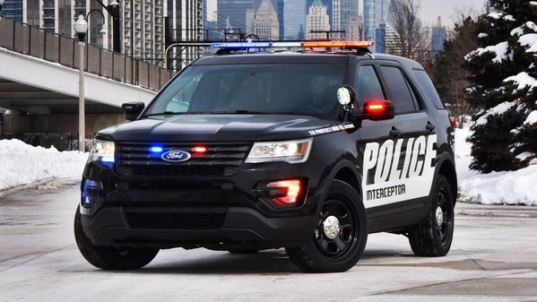 2016 Ford Police Interceptor Utility Review - Top Speed