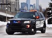 2016 Ford Police Interceptor Utility - image 616232