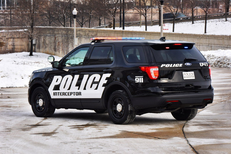 2016 Ford Police Interceptor Utility High Resolution Exterior - image 616233