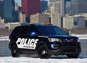2016 Ford Police Interceptor Utility - image 616234