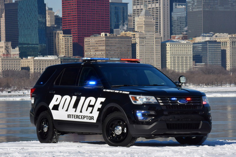 2016 Ford Police Interceptor Utility High Resolution Exterior - image 616234
