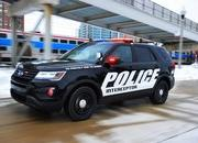2016 Ford Police Interceptor Utility - image 616235