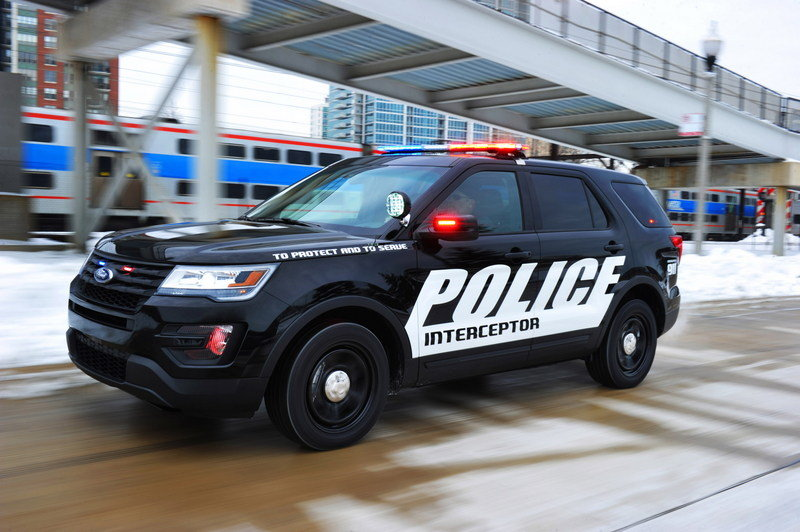 2016 Ford Police Interceptor Utility High Resolution Exterior - image 616235