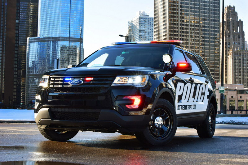 2016 Ford Police Interceptor Utility High Resolution Exterior - image 616228