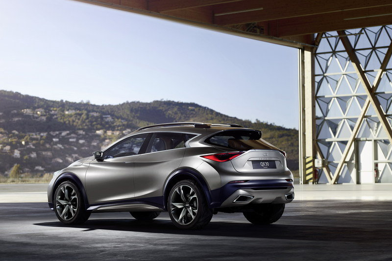 2015 Infiniti QX30 Concept High Resolution Exterior - image 618086