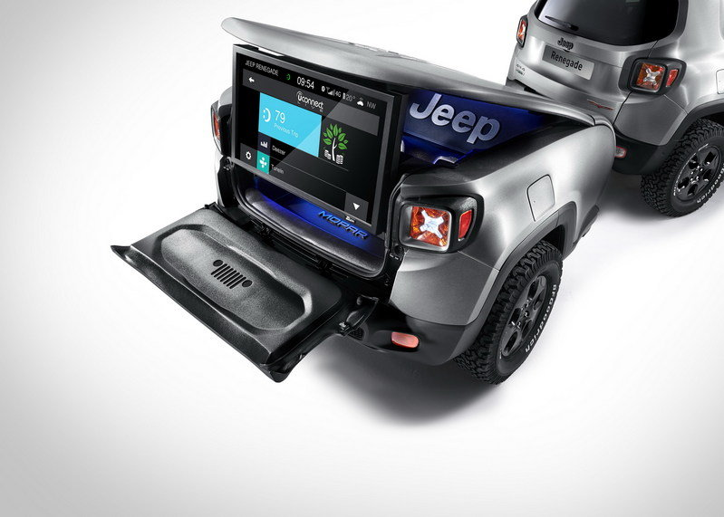 2015 Jeep Renegade Hard Steel Showcar High Resolution Exterior - image 619215