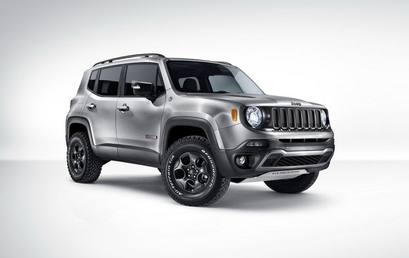 2015 Jeep Renegade Hard Steel Showcar High Resolution Exterior Wallpaper quality - image 619214