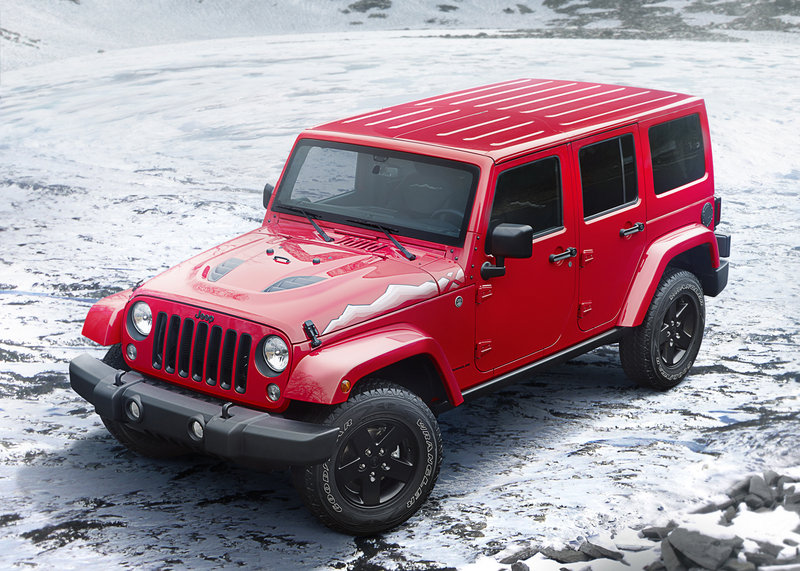 2015 Jeep Wrangler X Edition High Resolution Exterior - image 615786