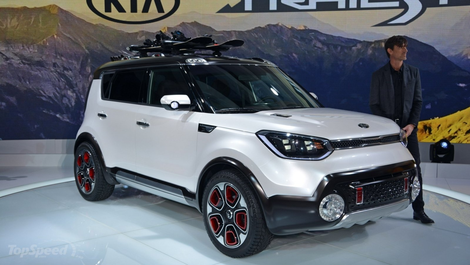 2015 kia trail 39 ster e awd concept review top speed. Black Bedroom Furniture Sets. Home Design Ideas
