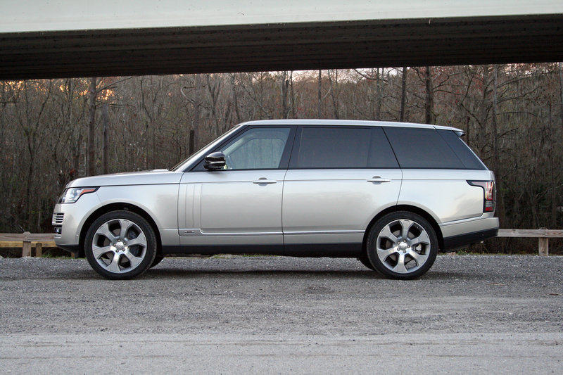 2015 Land Rover Range Rover LWB - Driven High Resolution Exterior - image 615437