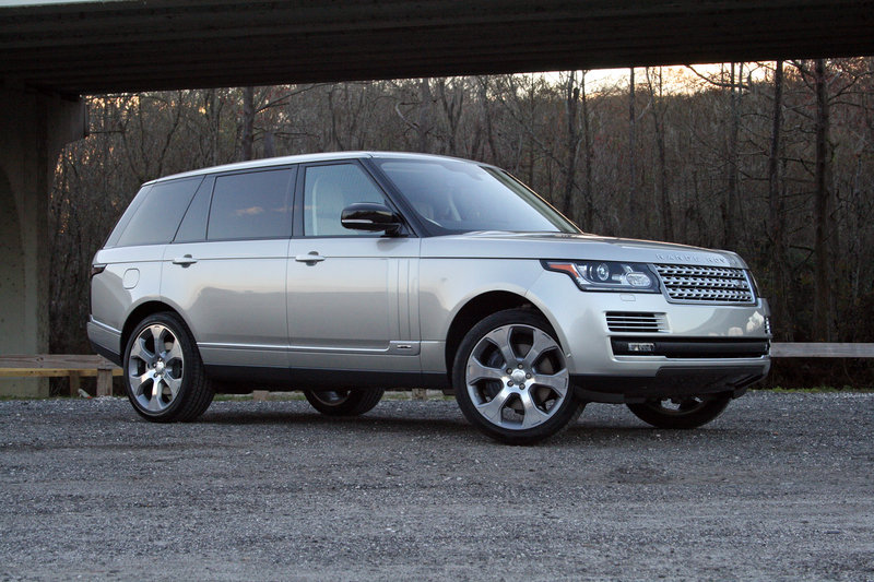 2015 Land Rover Range Rover LWB - Driven