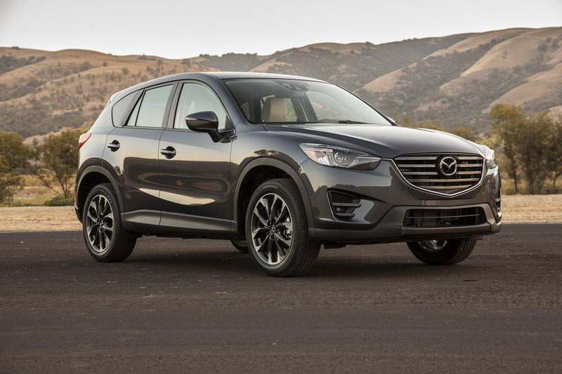 2016 Mazda CX-5 High Resolution Exterior - image 616393