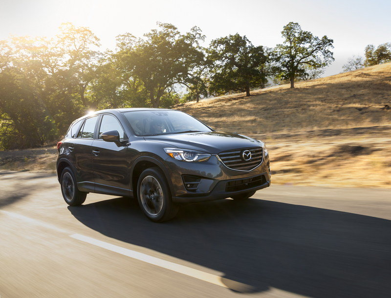 2016 Mazda CX-5 High Resolution Exterior Wallpaper quality - image 616407