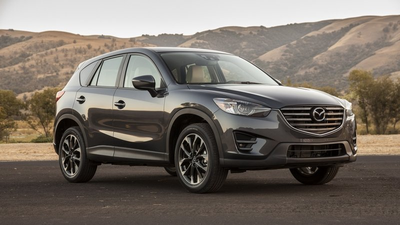 2016 Mazda CX-5 High Resolution Exterior - image 616412