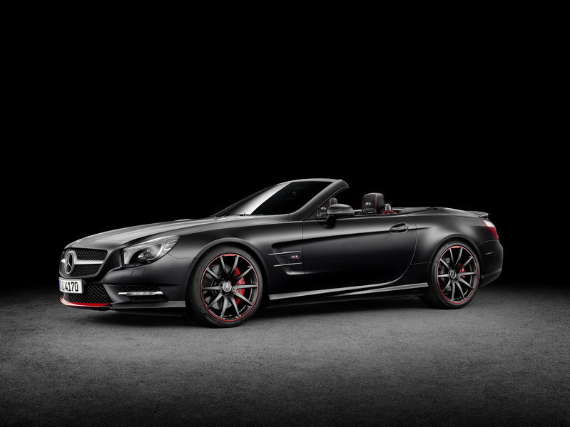 2015 Mercedes-Benz SL 417 Mille Miglia Edition High Resolution Exterior - image 617657
