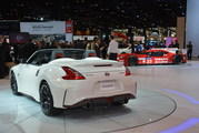 2015 Nissan 370Z Nismo Roadster Concept - image 617262