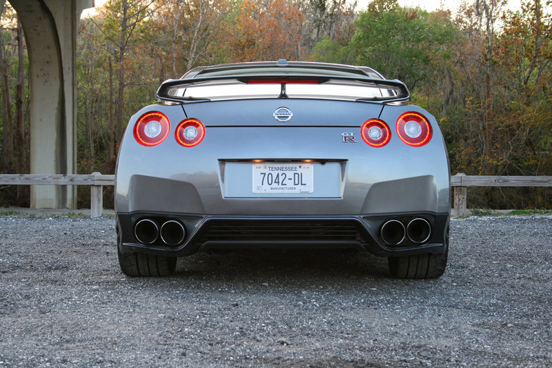 2015 Nissan GT-R - Driven High Resolution Exterior - image 617971
