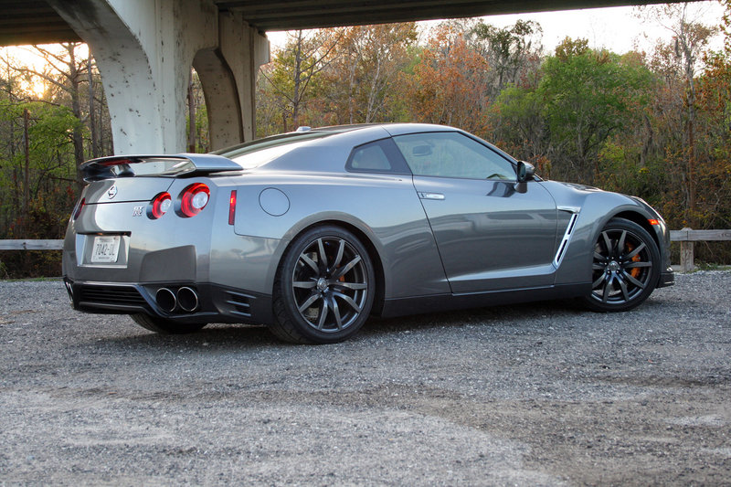 2015 Nissan GT-R - Driven High Resolution Exterior - image 617972