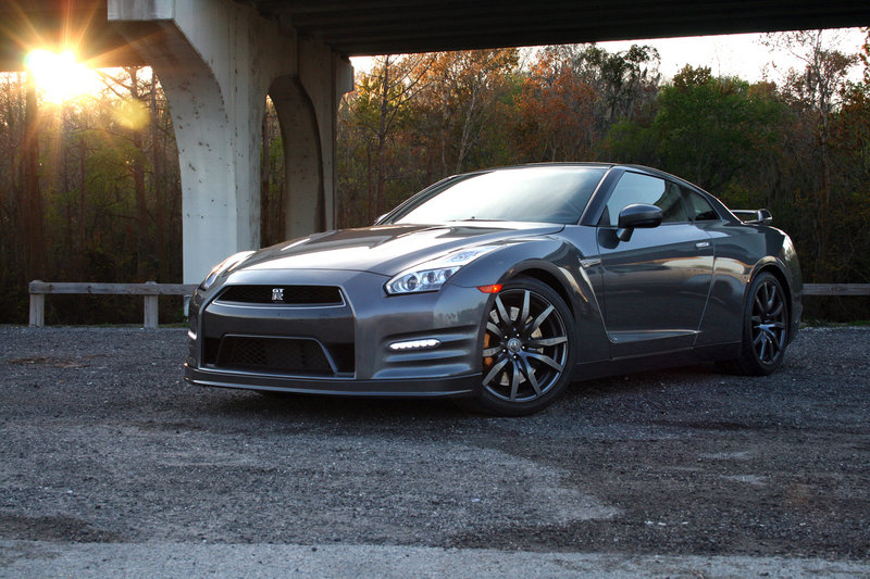 2015 Nissan GT-R - Driven High Resolution Exterior - image 617965