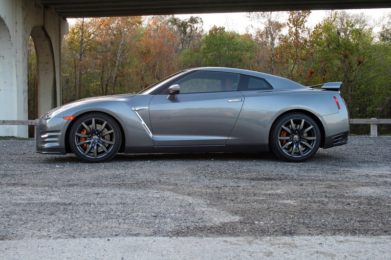 2015 Nissan GT-R - Driven High Resolution Exterior - image 617966